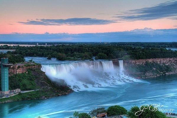 Niagra Falls  @i-ve-been-here