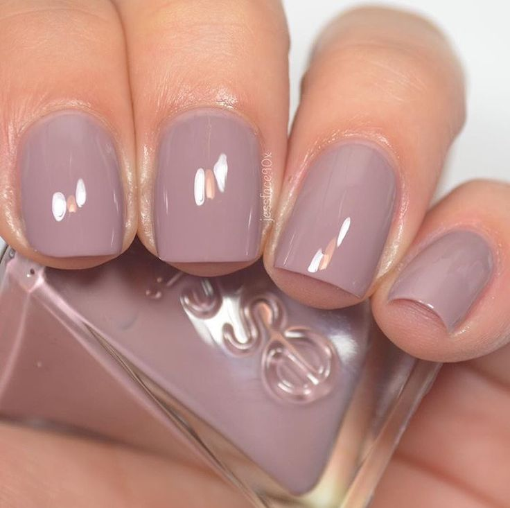 Essie - Take Me To Thread (Gel Couture Atelier Collection) https://noahxnw.tumblr.com/post/160768950536/hairstyle-ideas
