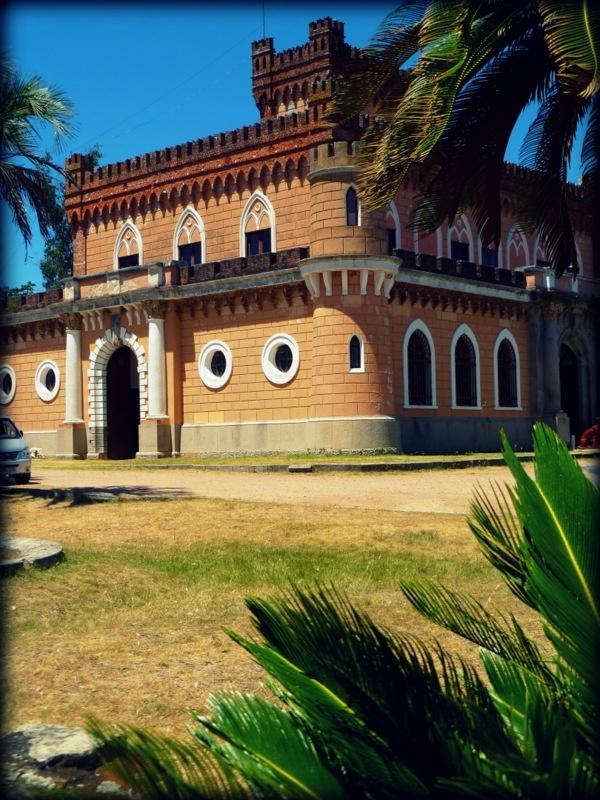 Castillo de Piria. Piriapolis - Uruguay