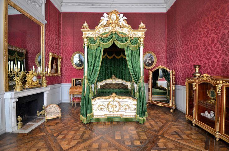 Château de Compiègne (Oise) - Musées du Second Empire - Salle Eugénie | Château de Compiègne - Musées du Second Empire - Salle Eugénie