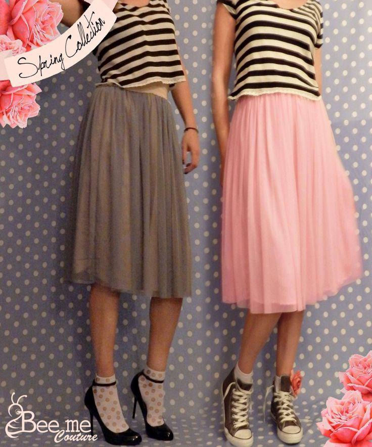 """ Cream "" skirt ❤️"