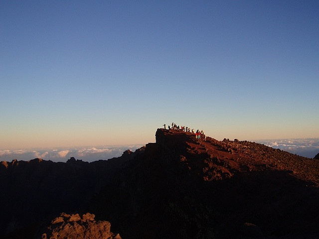 le Sommet by ajea, via Flickr