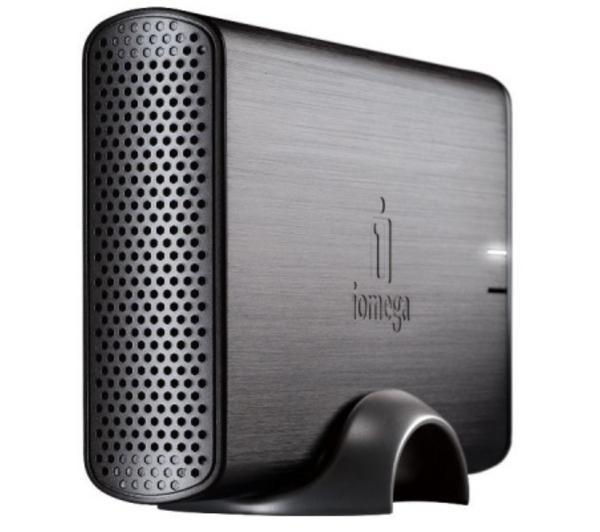 Iomega Home Media Network Hard Drive Cloud Edition 2 Tb