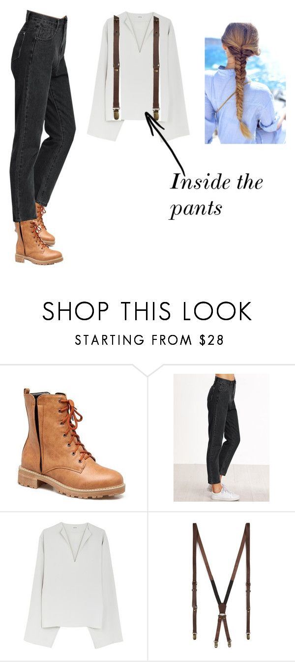 """""""Evangelista"""" by idatherese04 on Polyvore featuring beauty and Topman"""