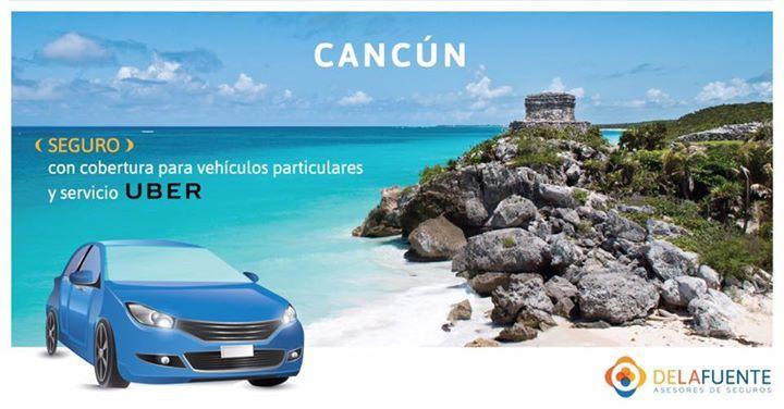 Contrata tu seguro de auto para servicio UBER. . . . #UberCancún #ServicioUber #SeguroParaUber