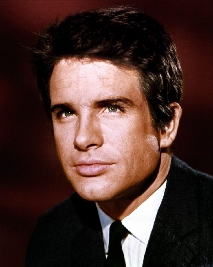 A young Warren Beatty
