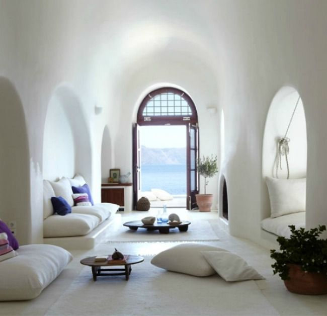 Mejores 45 im genes de estilo mediterr neo en pinterest for Decoracion casa griega
