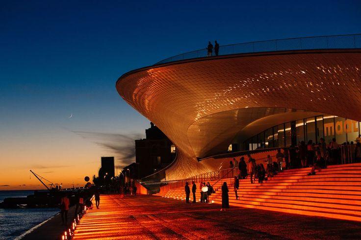 Lisboa | EDP - Museu Arte, Arquitetura e Tecnologia - MAAT - SkyscraperCity