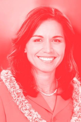 9 Badass Women Changing The Face Of Politics Today #refinery29 http://www.refinery29.com/women-in-politics#slide-1 Tulsi Gabbard At 21, Tulsi Gabbard was the youngest person ever elected to the Hawaii State Legislature. Two years later, she resigned her seat to deploy to Iraq with her National Guard unit. During her second deployment to Kuwait, Gabbard became the first woman to receive an award from the Kuwaiti guards. Now 31, Gabbard is poised to become the first Hindu-American and the…