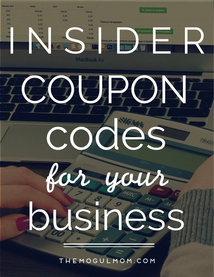 Killer Coupons, Codes & Deals for online business owners on hosting, email providers, and more.