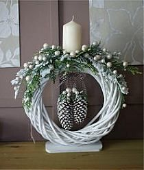 wreath base idea