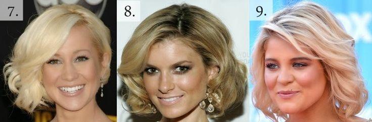 Blog o włosach. Pielęgnacja włosów cienkich i delikatnych: Fryzury dla cienkich włosów - włosy krótkie, półdługie i długie   Fale