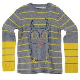Stella McCartneysweater gebreid uil w13 Foto