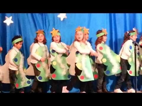 Vídeo de la actuación de los niños de Infantil 5 años en el festival de Navidad ¡Feliz Navidad!