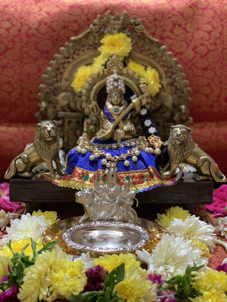 Pin by gayathri gowrishankar on devi goddess decor