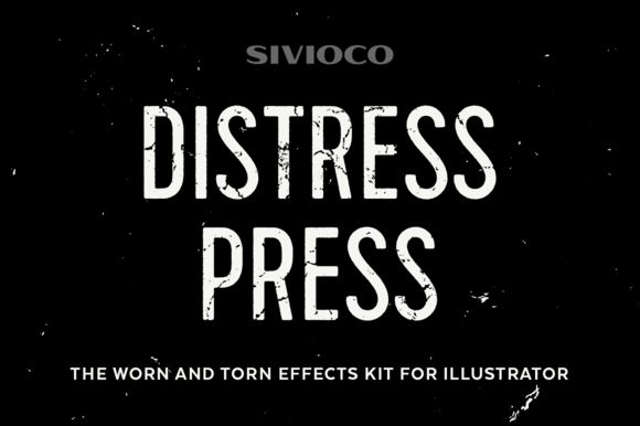 Distress Press by Sivioco