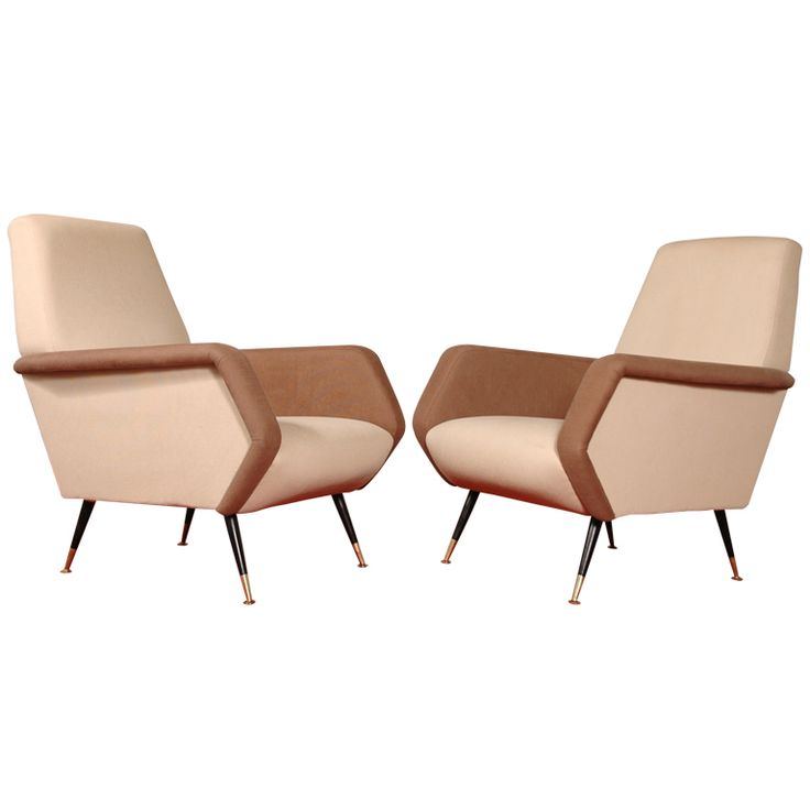 modern furniture styles.  furniture gio ponti attributed arm chairs furniture stylesmodern  intended modern styles