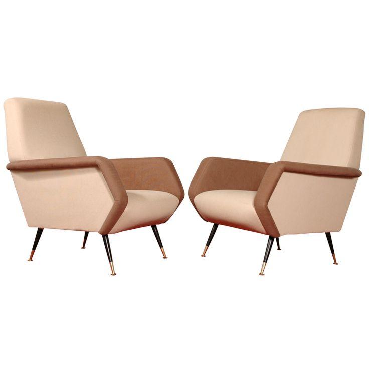 modern furniture styles. gio ponti attributed arm chairs furniture stylesmodern modern styles