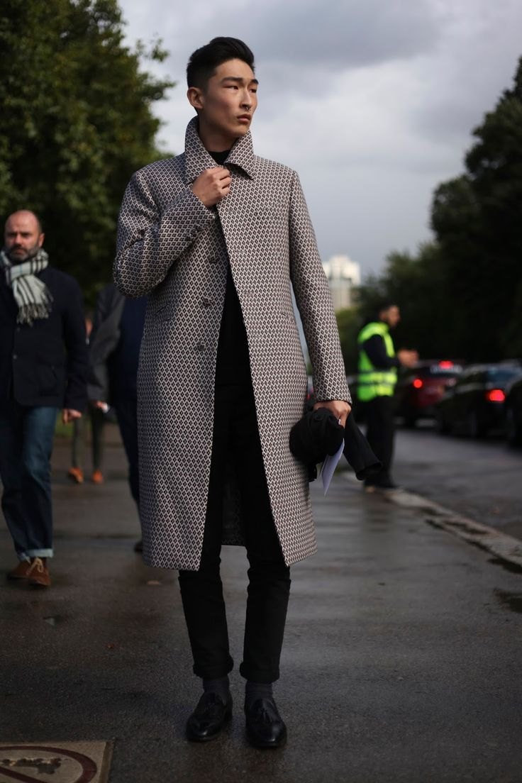 London Fashion by Paul: Street Muses...LFW...@Burberry Prorsum Spring/Summer 2014