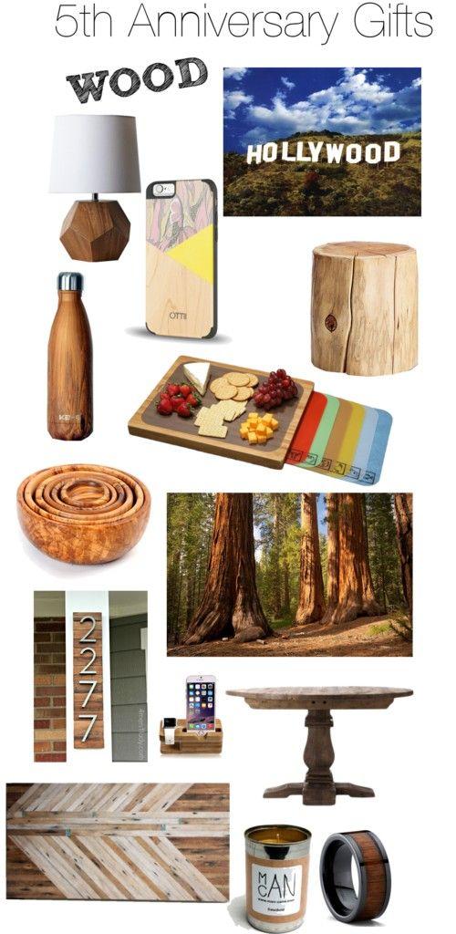 Wood Anniversary Gifts 5th anniversary