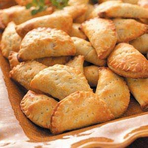 Sour Cream and Beef Turnovers  My family loves these!