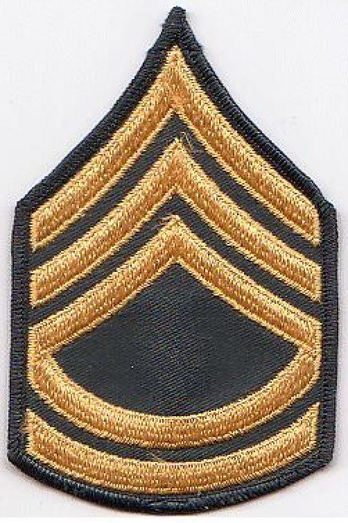 Sergeant First Class E-7 (SFC)