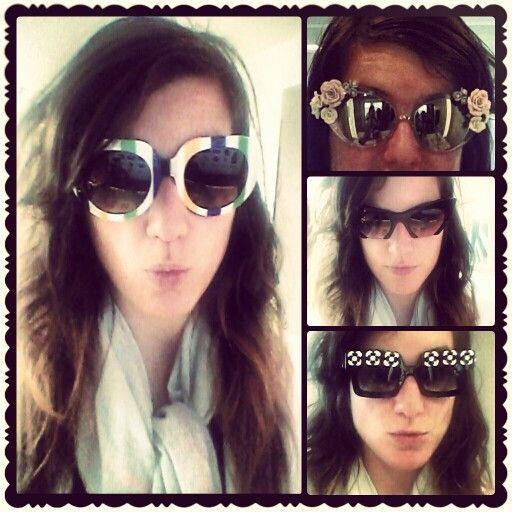 Sunglasses' style