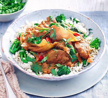 chicken saagwala recipe bbc food