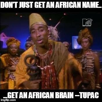 tupac in africa Moviegoers this summer have enjoyed all eyez on me, the biopic of tupac shakur, one of the most iconic and influential musicians of the 20th century but beyond the commercial success, the life of tupac could be thought of as a metaphor for a generation of african-american youth a.