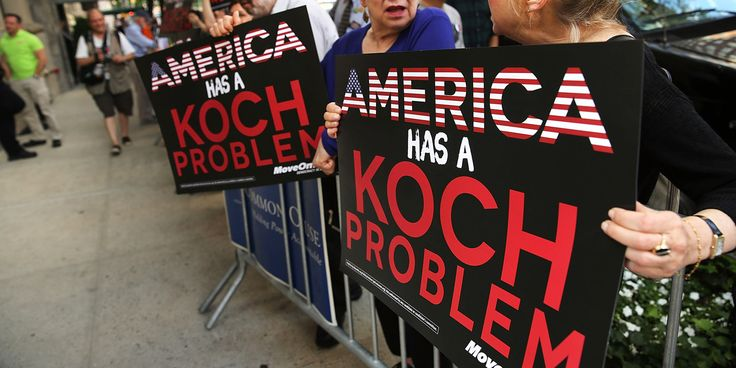 "Photo: Spencer Platt/Getty Images   Koch ""Alliance"" on Criminal Justice Reform Exposed as Trojan Horse"