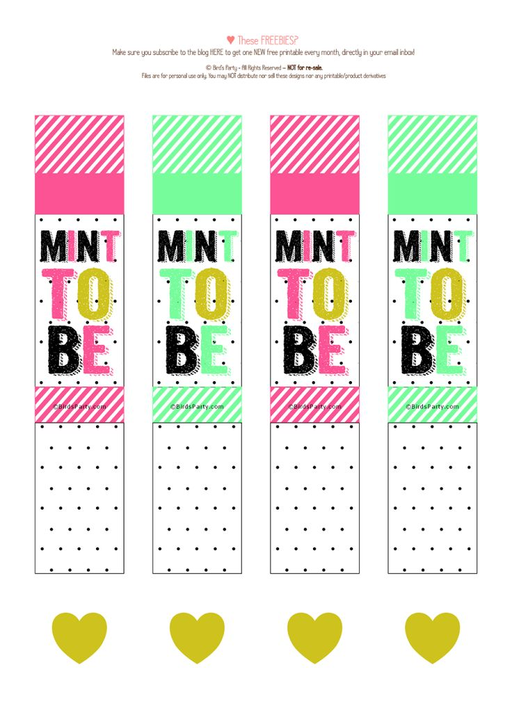 FREE Tic Tac Printable Wedding Favor Wrappers by Bird's Party - For Personal Use Only.pdf - Google Drive