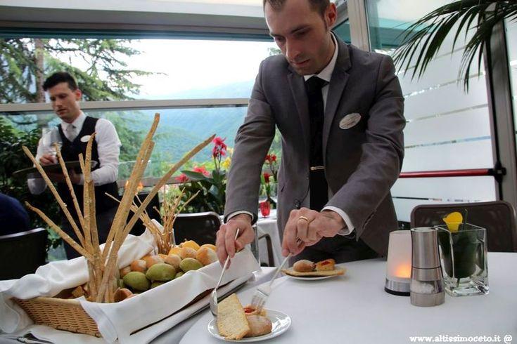 Ristorante La Terrazza @Hotel Parco San Marco – Cima di Porlezza (CO) – Chef Michele Pili | ViaggiatoreGourmet alias AltissimoCeto!
