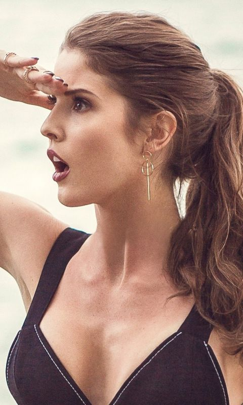 Amanda Cerny, Hot Model, Famous, 480X800 Wallpaper -3239