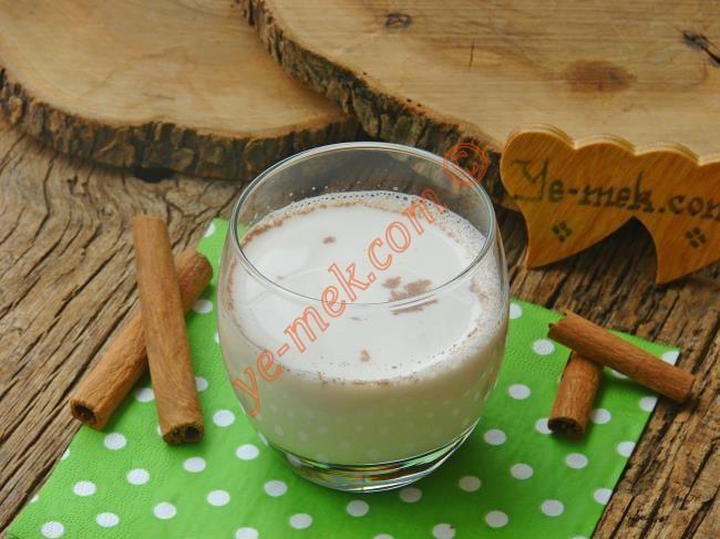 Metabolizma Hızlandıran Yağ Yakıcı Zayıflatan Süt Resimli Tarifi - Yemek Tarifleri