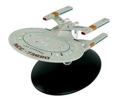 Eaglemoss EMST0108 Star Trek Federation Cheyenne Class Starship - USS Ahwahnee NCC-71620 [With Collector Magazine]