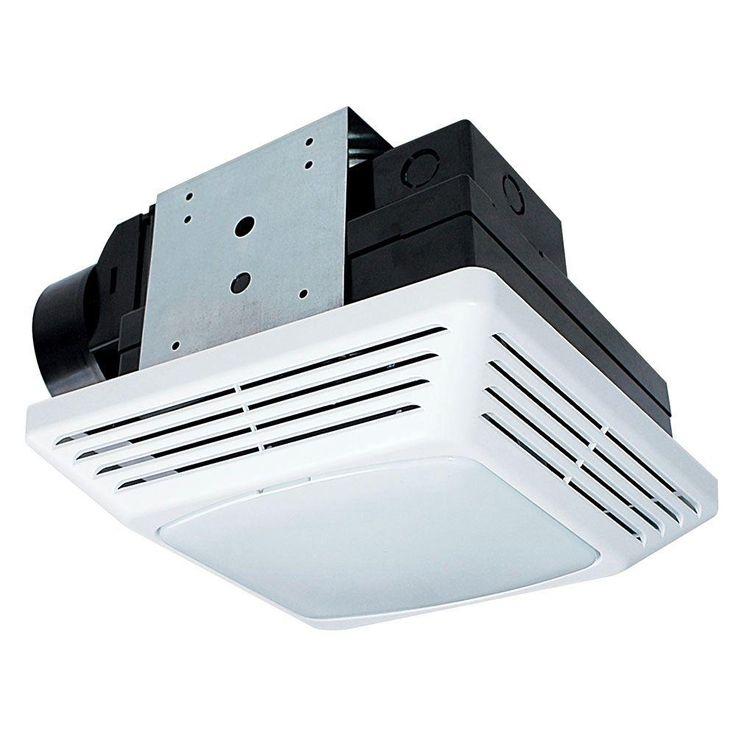 Cute Air King Cfm Exhaust Bathroom Fan With Dual Bulb Heater