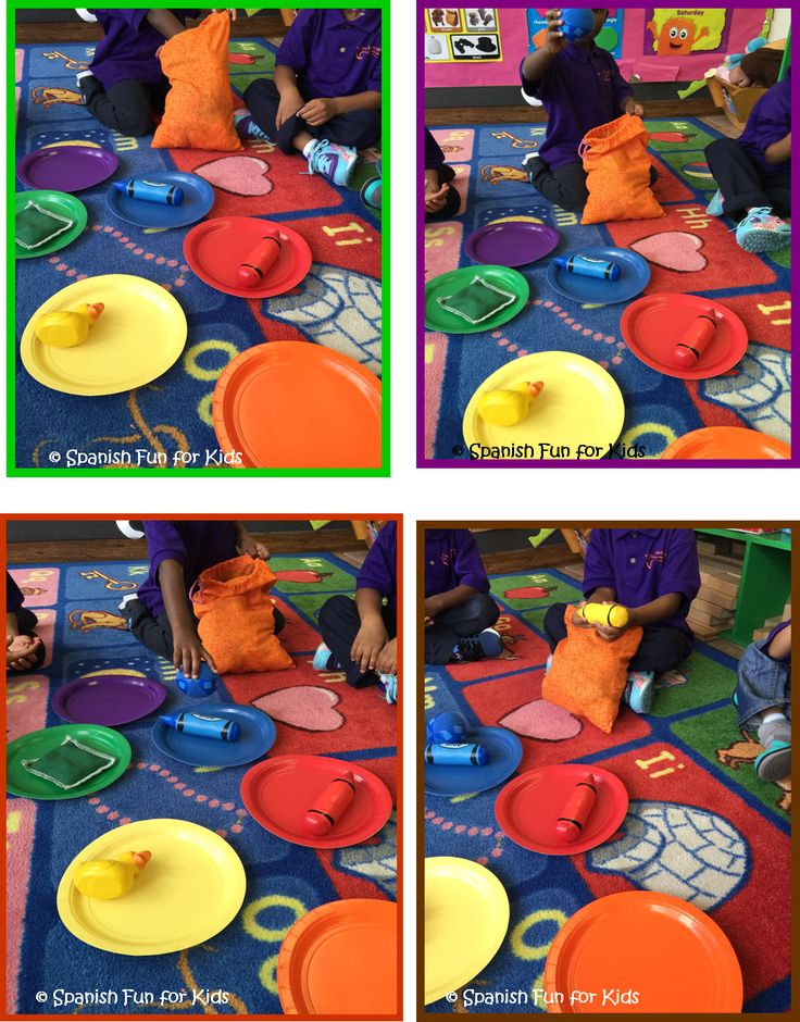 Fun Ideas for Teaching Colors         Fun activities for teaching colors in Spanish to young children. Hello and thanks for vi...