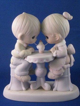 Our Friendship Is Soda-licious - Precious Moment Figurine