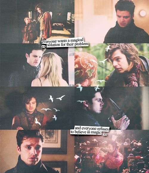 OUAT- the mad hatter, 1 of my fave quotes from ouat<3