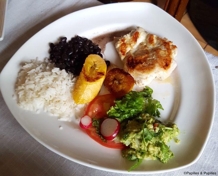 Casado, le plat national du Costa Rica »