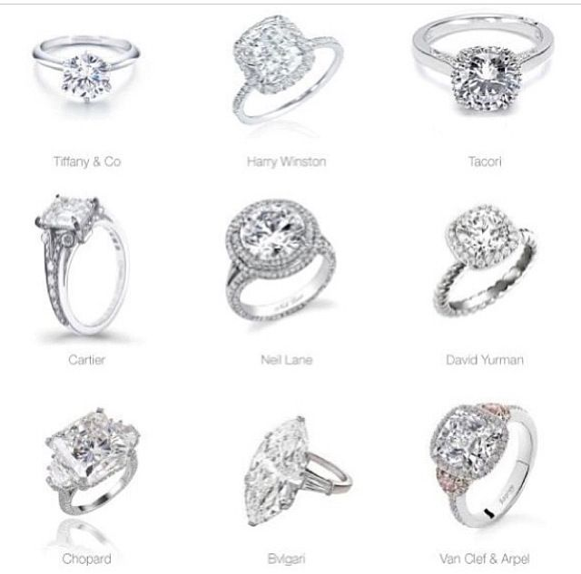103 best Engagement Rings images on Pinterest Engagements Wedding
