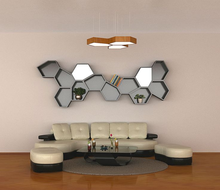 Irregular Hexagon - NEONNY