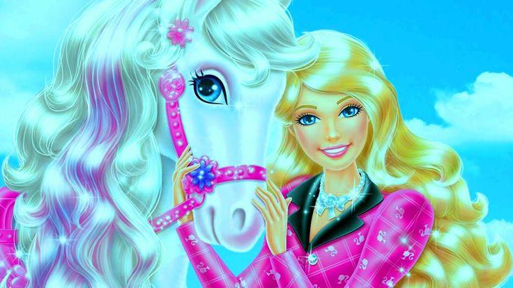 Barbie her sisters in a pony tale2013 barbie full