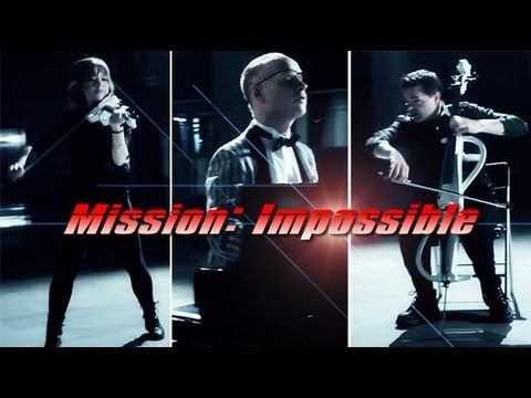 Mission Impossible (Piano/Cello/Violin) ft. Lindsey Stirling - ThePianoGuys - YouTube