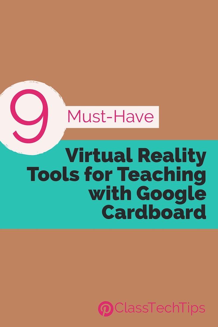 So what does this have to do with Google Cardboard? Well halfway through the session I shared Nearpod, a formative assessment (aka #FormativeTech) tool.