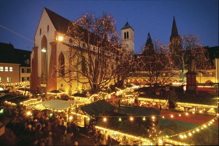 Freiburg Christmas Market - Black Forest
