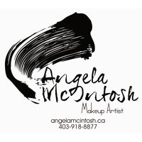 Angela McIntosh Angela McIntosh Calgary Based Mobile Makeup Artist Company Logo