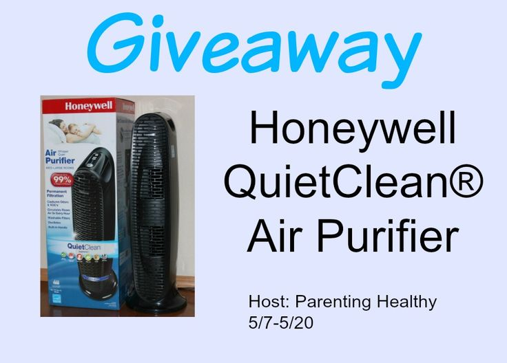 Enter To A Honeywell QuietClean Air Purifier Tower   USA Only Giveaway. Free  Home Gadget