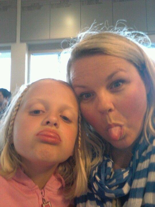 Josie and I 2012