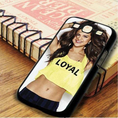 Selena Gomez Singer Samsung Galaxy S3 Case